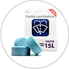 Pastille Lave Glace vision Tabs
